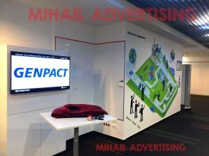 mihailadvertising GENPACT whiteboard IJ20 3M design 20